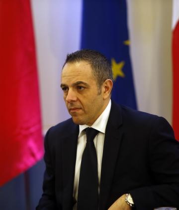 Keith Schembri said his BVI company was not part of his Kasco businesses.