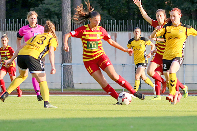 Birkirkara lose to Vllaznia in Women's Champions League
