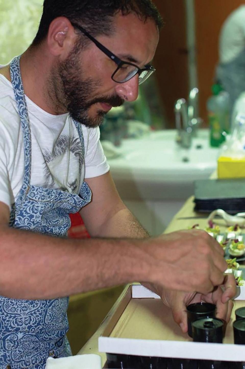 Chef Karl Mallia