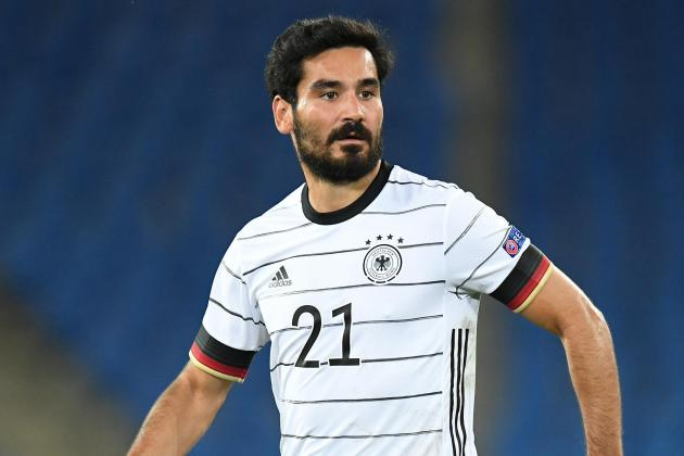 Man. City's Gundogan tests positive for coronavirus