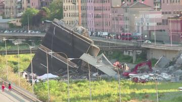 EU spending caps not to blame for Italy bridge collapse - EU Commission