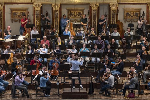 Vienna's musicians find their voice after months of silence