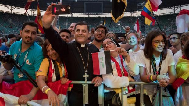 Priests must be willing to go out and meet youth, young delegates have told the Vatican. Photo: Shutterstock