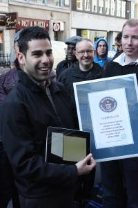 Photo: Guinness World Records