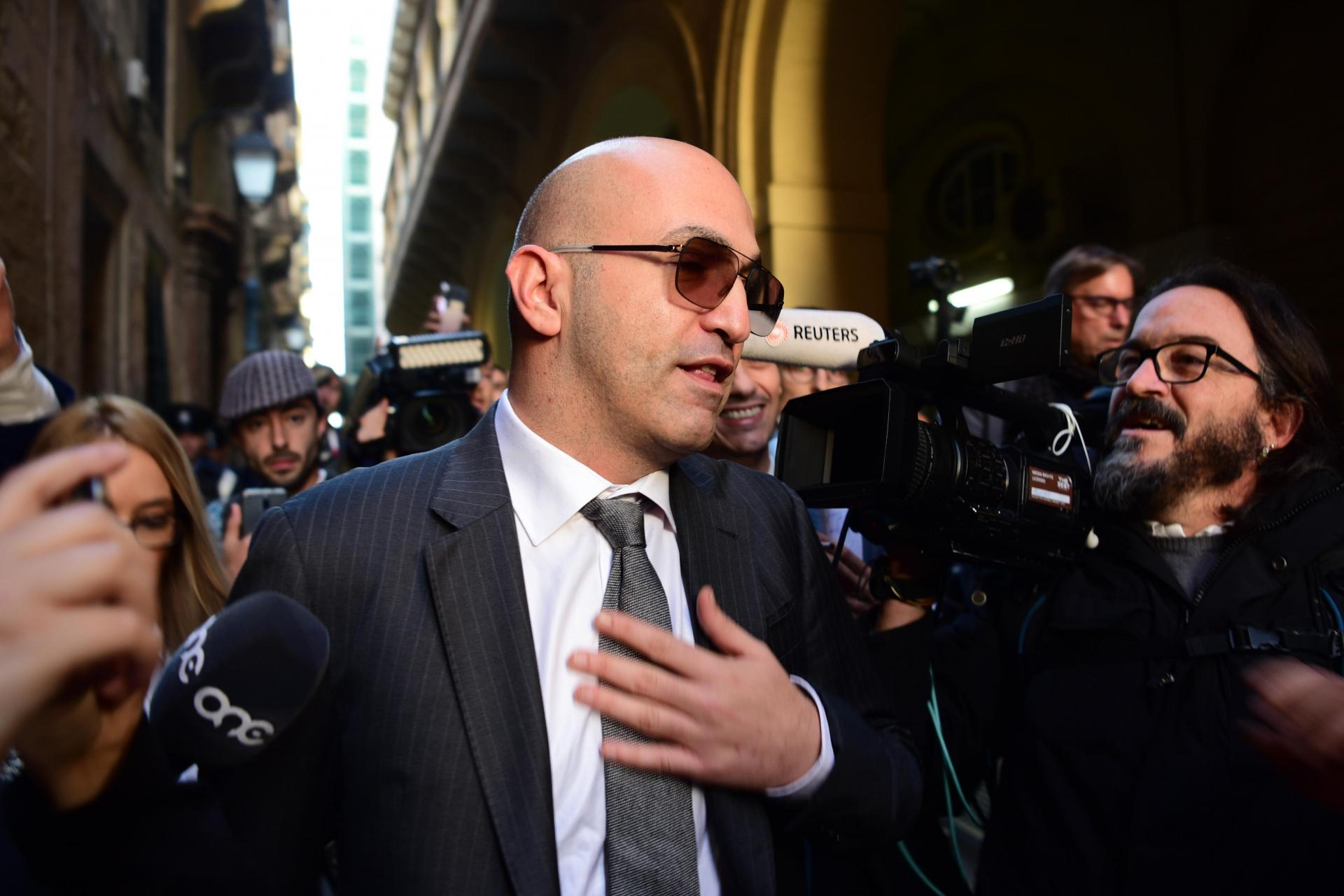 Yorgen Fenech has been charged with conspiring to murder Daphne Caruana Galizia. Photo: Mark Zammit Cordina
