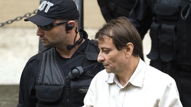 Far-left activist Cesare Battisti was jailed a few days ago ending 37 years as a fugitive.