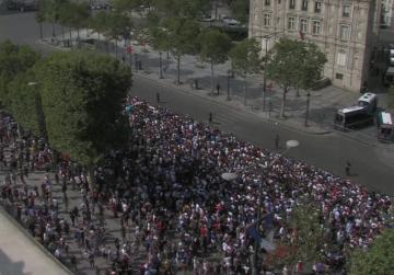 Watch: France World Cup victory parade set for Champs Elysees