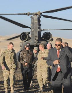 US may stay in Afghanistan after 2014 – Vice President