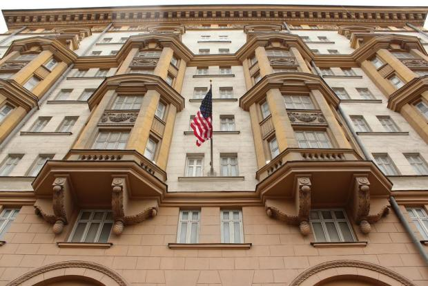 Russian Federation orders cut in USA diplomats following fresh sanctions