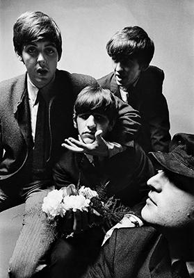 The Beatles, by Peter Laurie. Photos: The Condé Nast Publications Ltd.