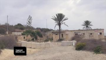 Watch: PA demolishes illegal structures in the Delimara area