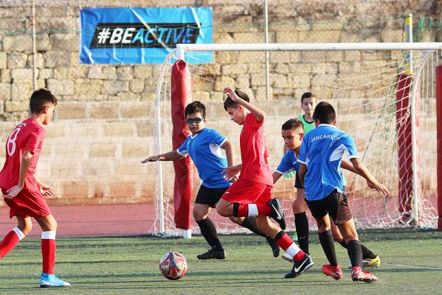 Malta Football Players Parents Group hits out at prolonged sports ban