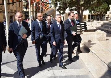 Schembri, Hillman inquiry to be carried out by magistrate Demicoli