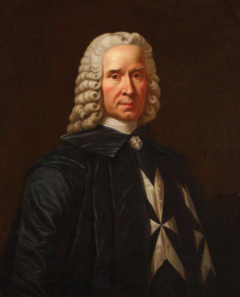Grand Master Francisco Ximenes de Texada (1773-75): his policy of austerity brought about the uprising of 1775.