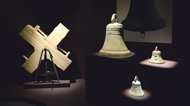 A ċuqlajta and early 17th-century bells