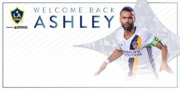 LA Galaxy have re-signed Ashley Cole.
