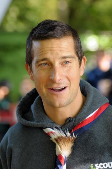 Bear Grylls is a wilderness survival expert. Photo: Wikicommons