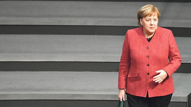 Angela Merkel could be the right candidate for the presidency of the European Commission. Photo: AFP
