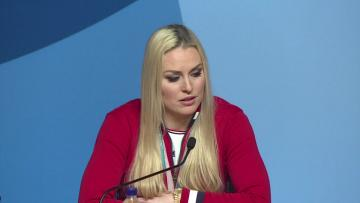 Watch: Vonn to retire after February's world championships | Video: AFP