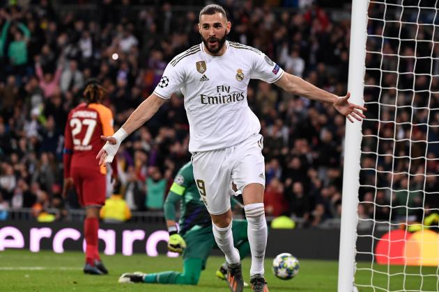 Benzema should play for France, says Zidane