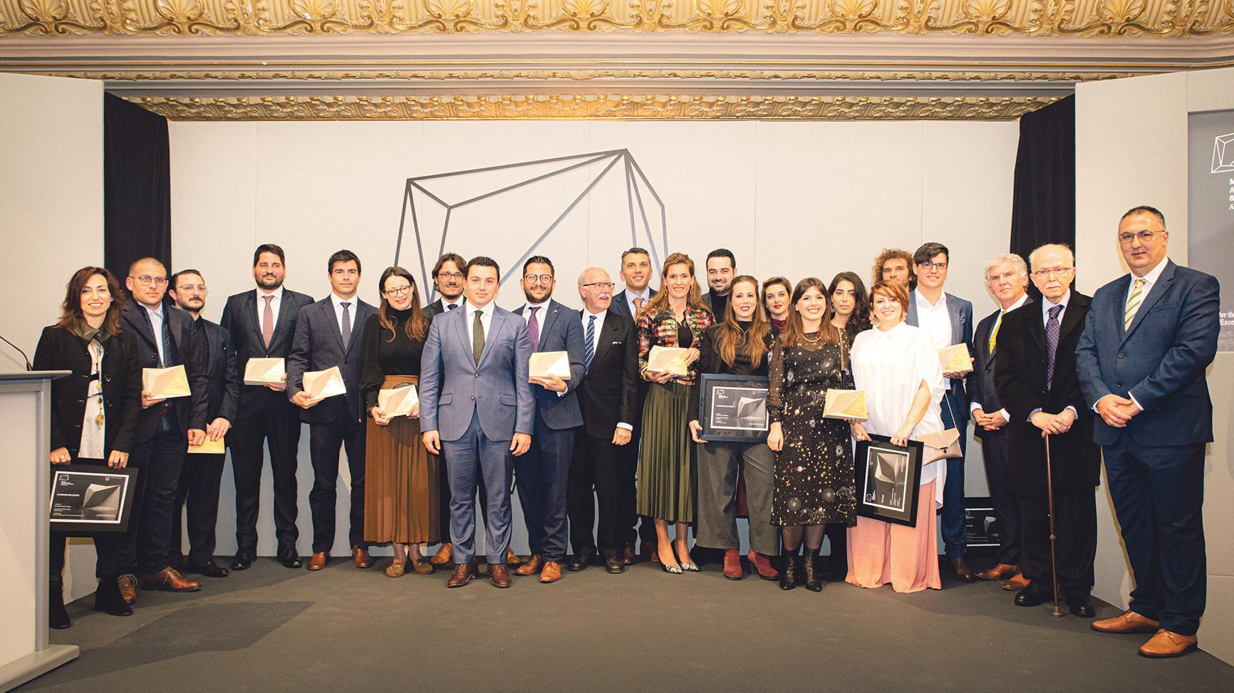 The winners of the Malta Architecture and Spatial Planning Awards 2019
