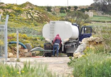 Slurry being treated at Gozo plant, WSC says