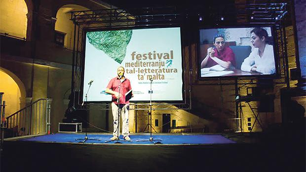 The 12th edition of the Malta Mediterranean Literature Festival opens on Thursday.