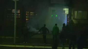 Kosovo clashes over lawmaker arrest