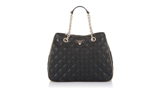 Simplicity Is Key For The New Season In Guess Luxe Leather Handbag Collection