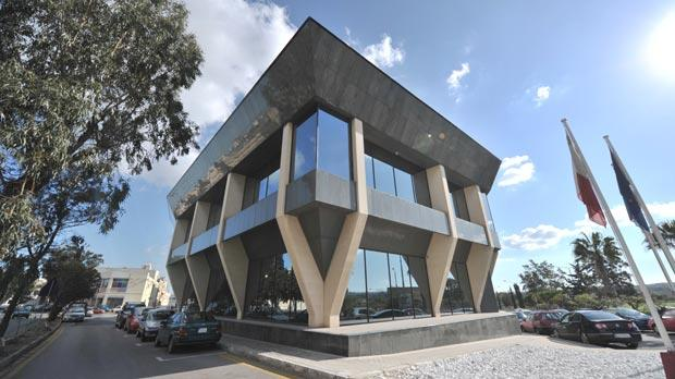Malta Financial Services Authority offices.