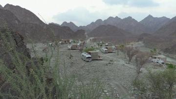 'Glamping': Dubai's new take on desert camping