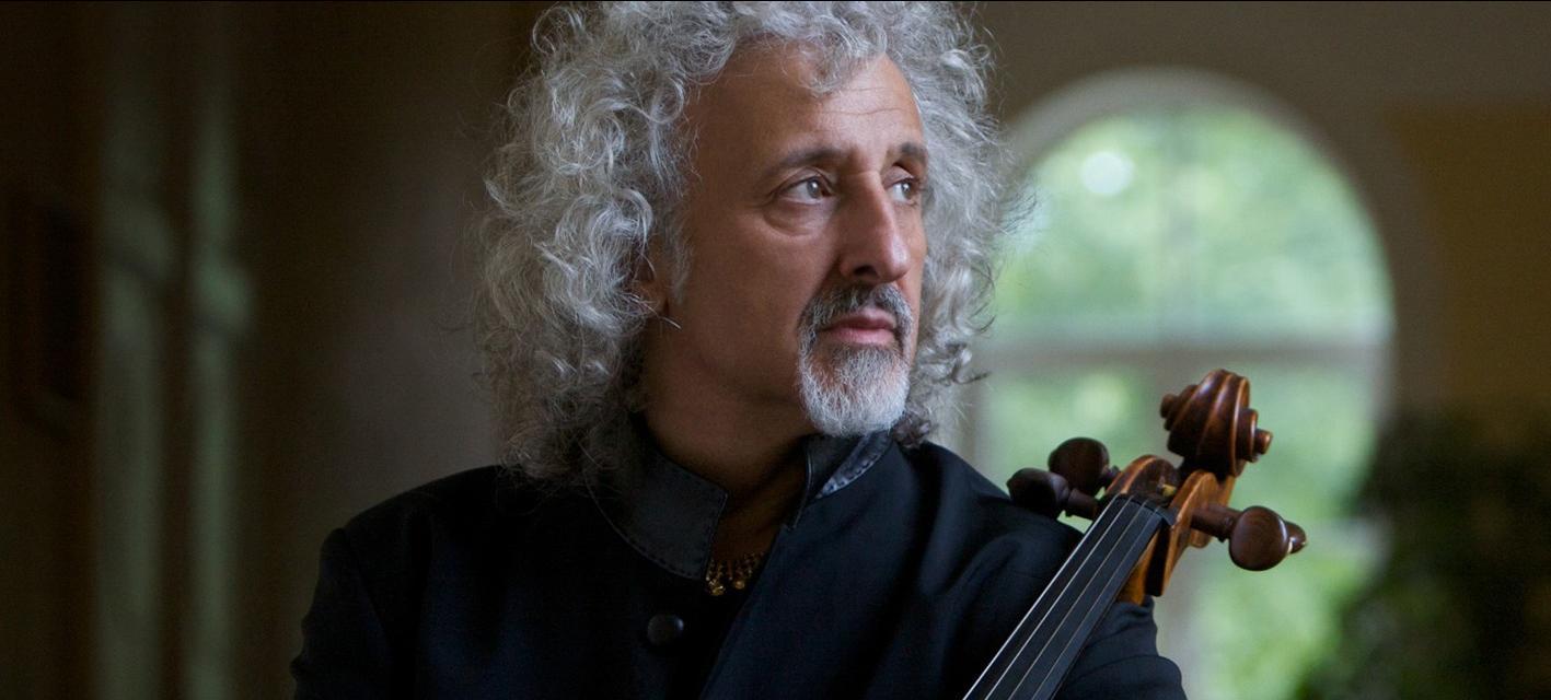Renowned cellist Mischa Maisky. Photo: Hideki Shiozawa