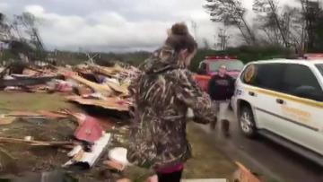 Tornado kills at least 23 in US state of Alabama
