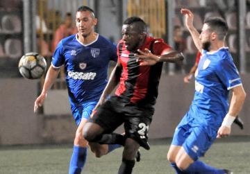 Ħamrun succumb to first defeat
