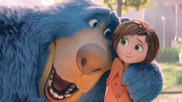 A girl's imagination runs riot in Wonder Park.