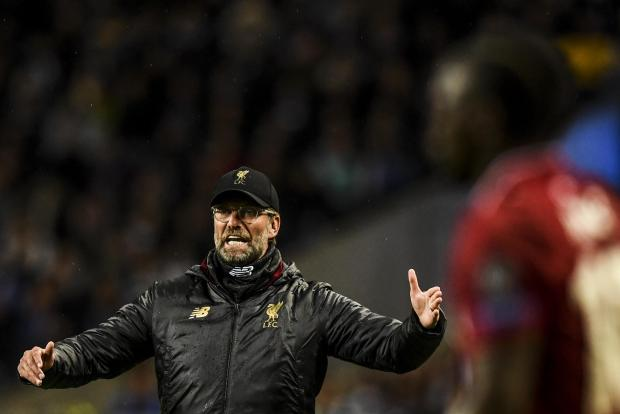 Jurgen Klopp is excited to face Barcelona in the Champions League semi-finals.