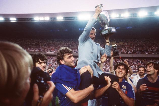 France's Euro 84-winning coach Hidalgo dies