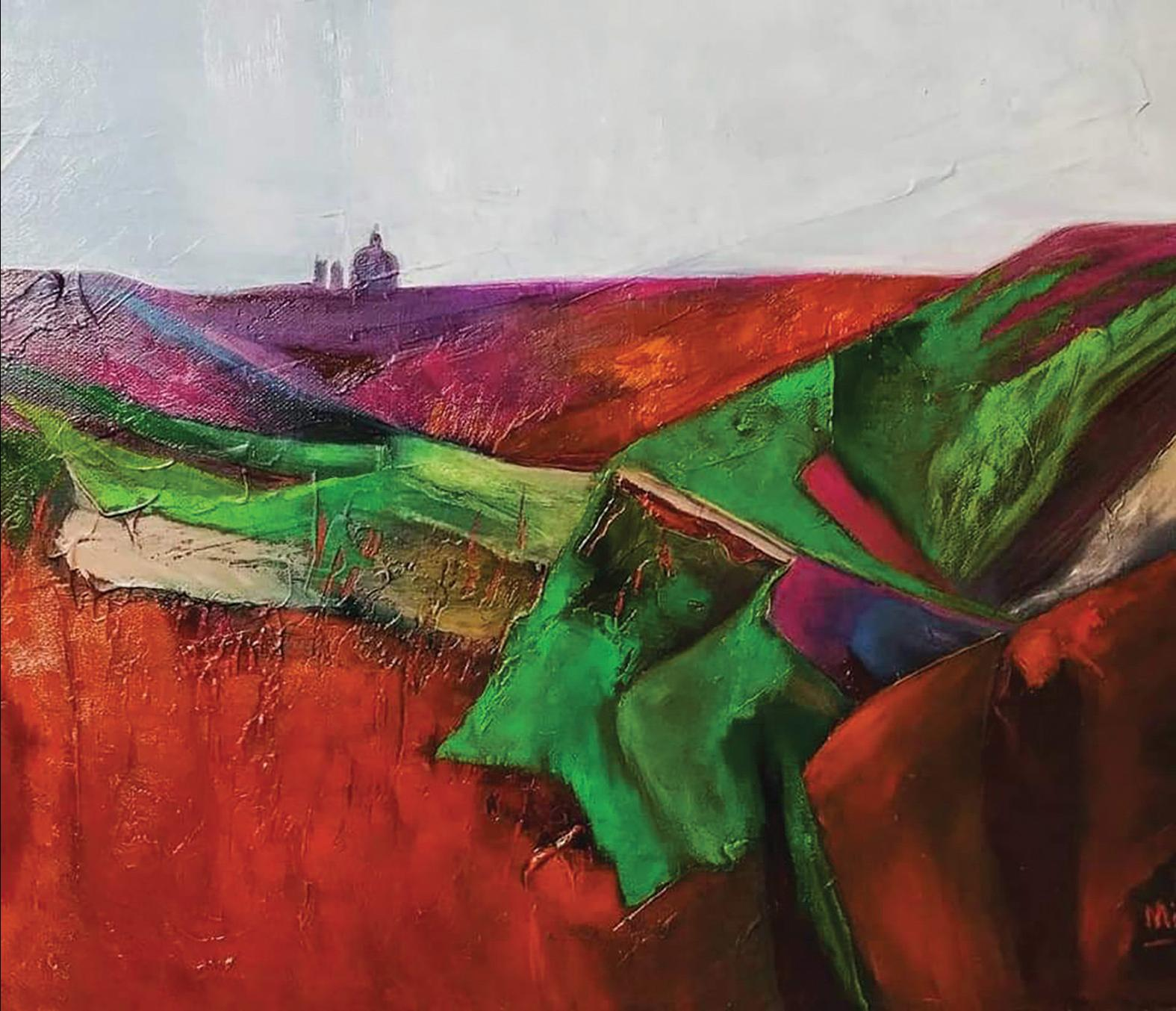 Village Solitude from the Village Sonata collection