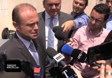 Watch: 'I believe Keith Schembri' – Prime Minister