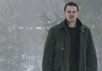 Michael Fassbender plays a detective from a Norwegian bestselling novel in The Snowman.