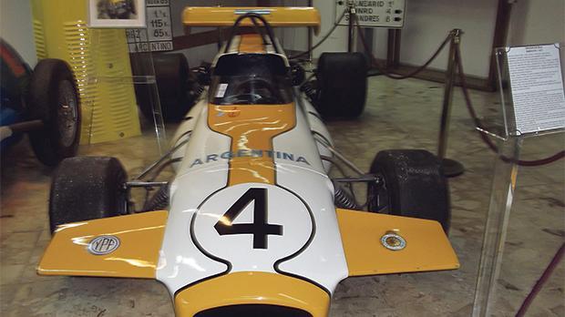 Brabham BT36, 1971