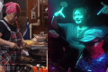 Dumpling chef by day, octogenarian DJ by night