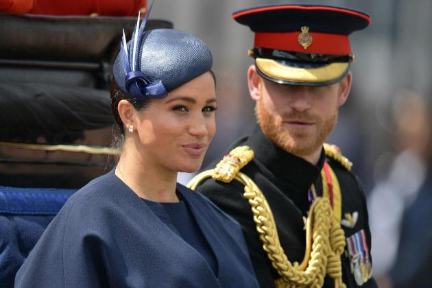 Harry, Meghan criticised after royal crisis summit