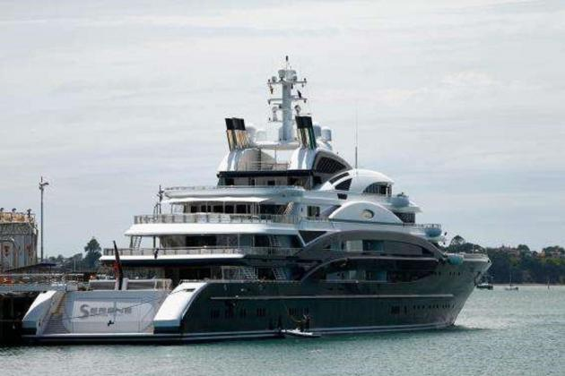 World's most costly painting on Saudi prince's yacht