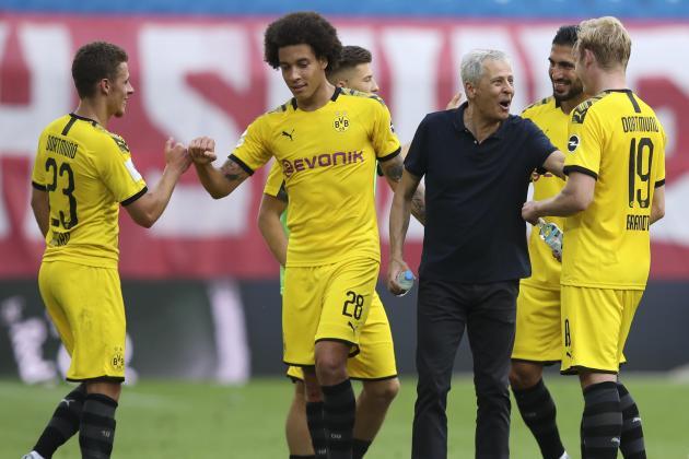 Dortmund rule out big signings as coronavirus hits finances