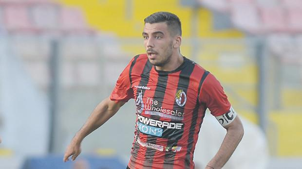 Jake Grech... in talks with Birkirkara.