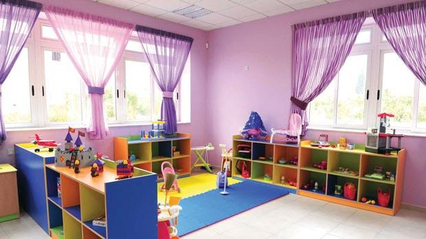 San Ġwann S Ghost Facility For Childcare