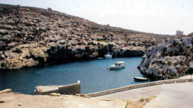 The beautiful inlet of Mġarr ix-Xini, made world famous by the renowned actors Angelina Jolie and Brad Pitt in their film By The Sea. CNN Television named it one of the 10 best places to visit.