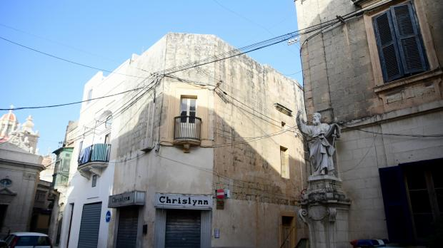 Cultural heritage authorities are concerned about plans for the corner property.