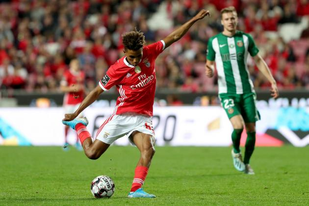 Spurs sign Portugal's Gedson Fernandes with option to buy